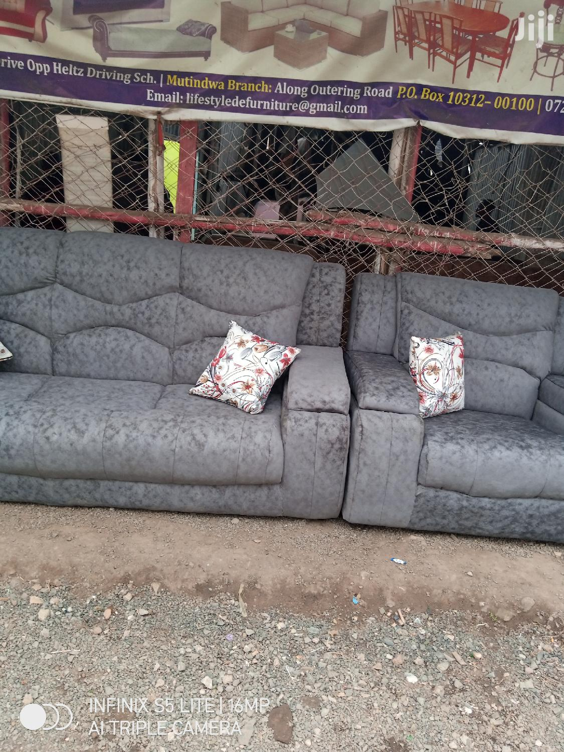 5 Seater Recliner Sofa's | Furniture for sale in Umoja I, Nairobi, Kenya