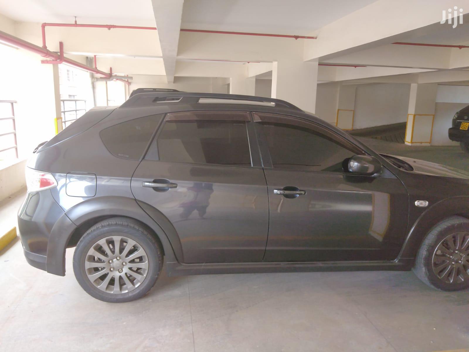 Archive: Subaru Impreza 2010 Black