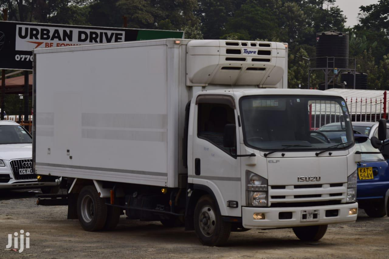 Isuzu ELF 2013 White | Trucks & Trailers for sale in Runda, Nairobi, Kenya