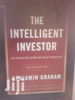 The Intelligent Investor by Benjamin Graham Ebook.   Books & Games for sale in Nakuru, Nakuru Town East