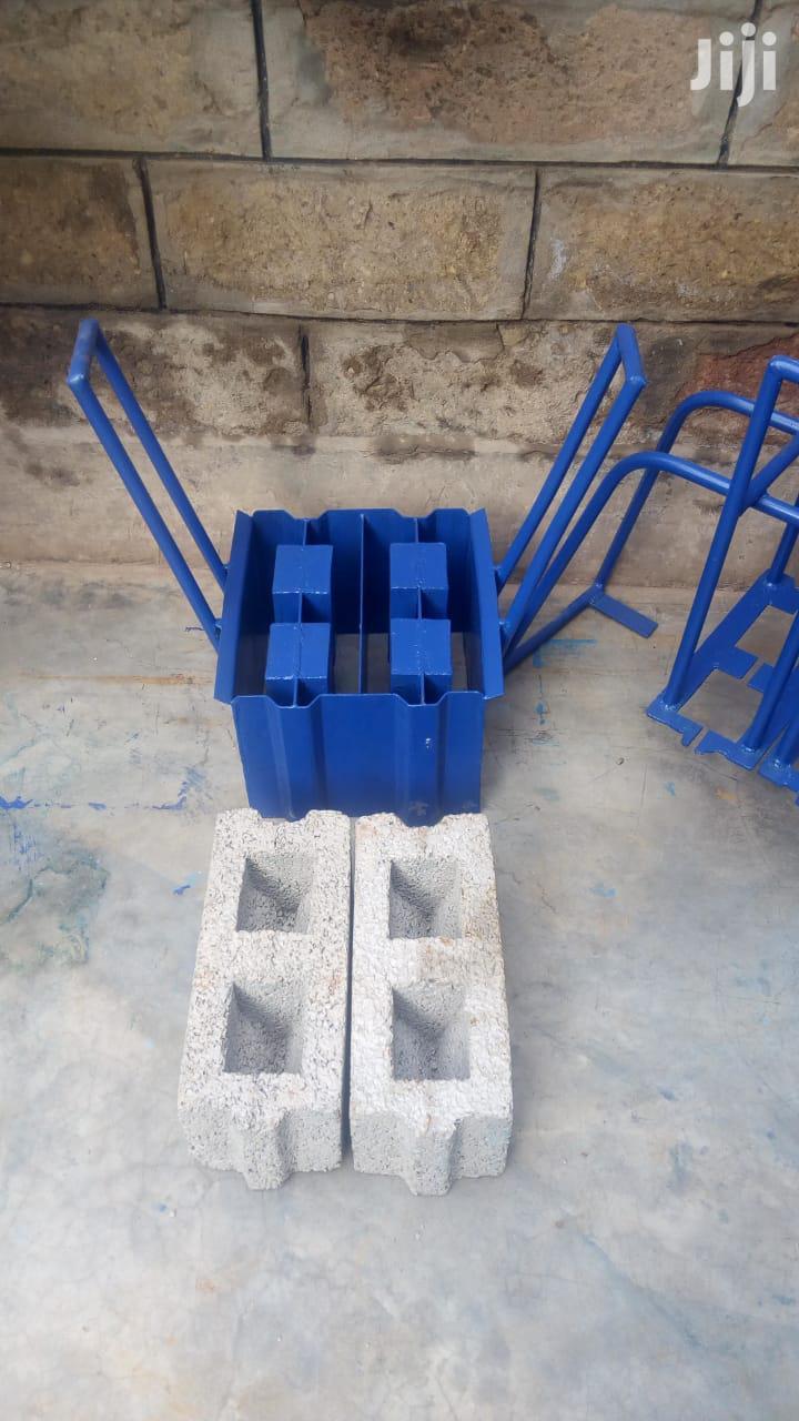 Double Interlocking Hollow Block Machines | Manufacturing Equipment for sale in Njiru, Nairobi, Kenya
