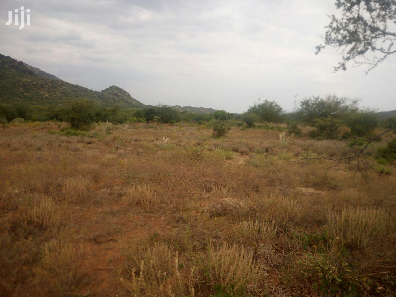 Makueni/ Kitui Land For Lease 2000 Acres