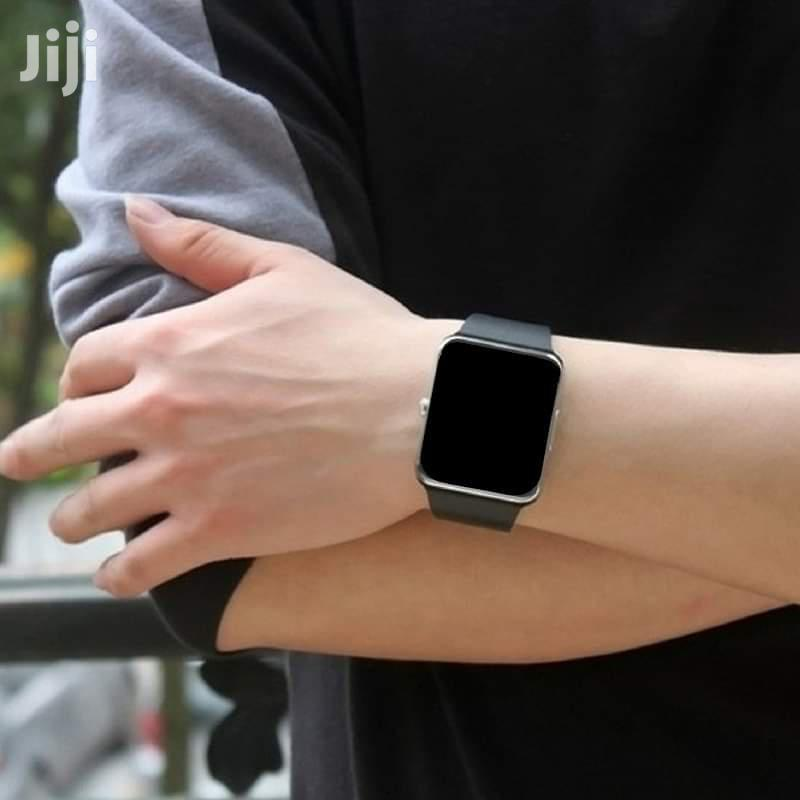 X6 Latest Smart Watch Phone With Simcard And Memorycard Slot