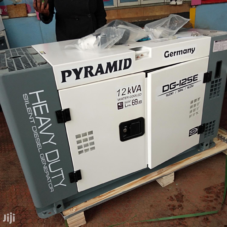 12kva Back Up Generator Pyramid