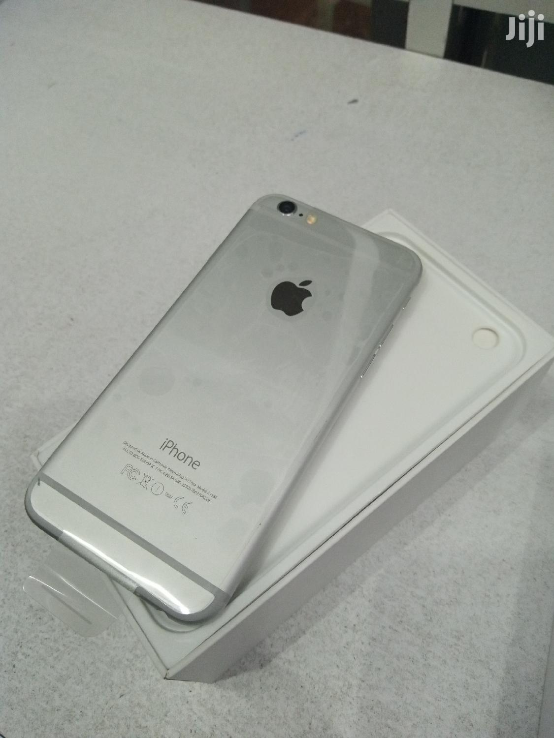 New Apple iPhone 6 64 GB White | Mobile Phones for sale in Nairobi Central, Nairobi, Kenya