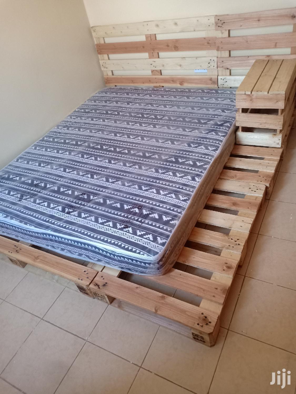 Pallet Bed   Furniture for sale in Makongeni, Nairobi, Kenya