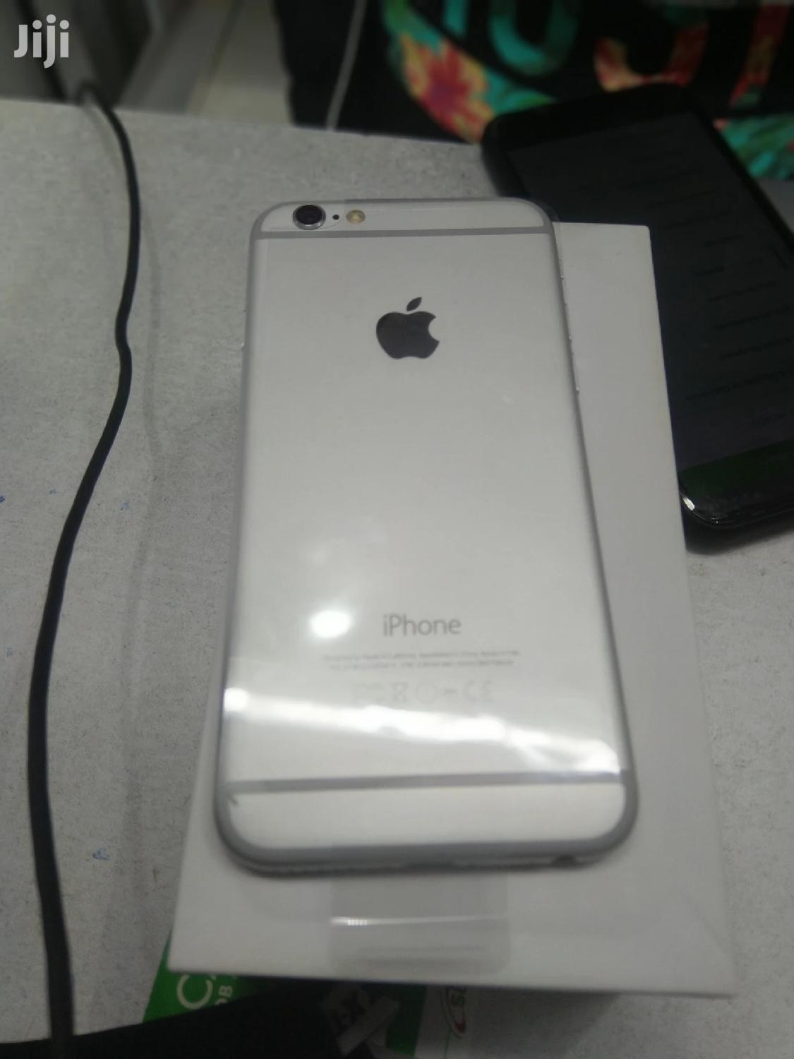 Apple iPhone 6 64 GB Silver | Mobile Phones for sale in Nairobi Central, Nairobi, Kenya