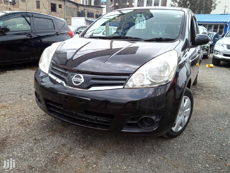 Nissan Note 2012 1.4 Black   Cars for sale in Nairobi Central, Nairobi, Kenya