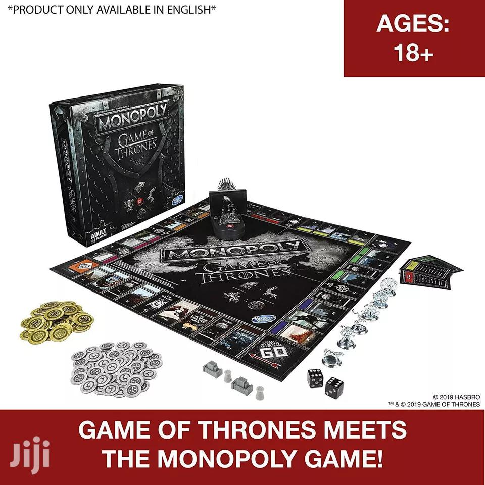 Monopoly Games of Thrones | Books & Games for sale in Nairobi Central, Nairobi, Kenya