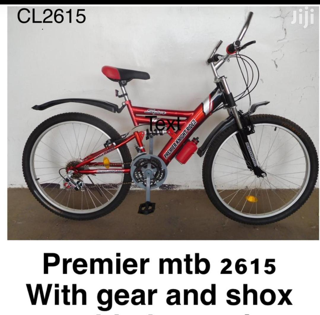 Premier Mountain Bike Size 26 With Gear and Shock