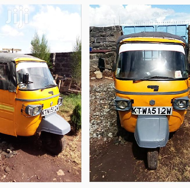 Piaggio Scooter 2014 Yellow | Motorcycles & Scooters for sale in Githurai, Nairobi, Kenya