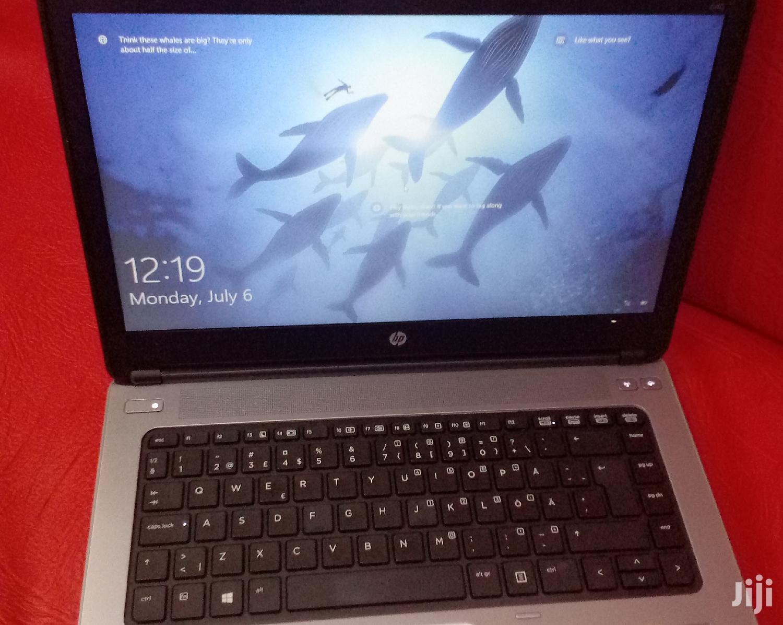 Laptop HP ProBook 640 G1 4GB Intel Core I5 HDD 500GB