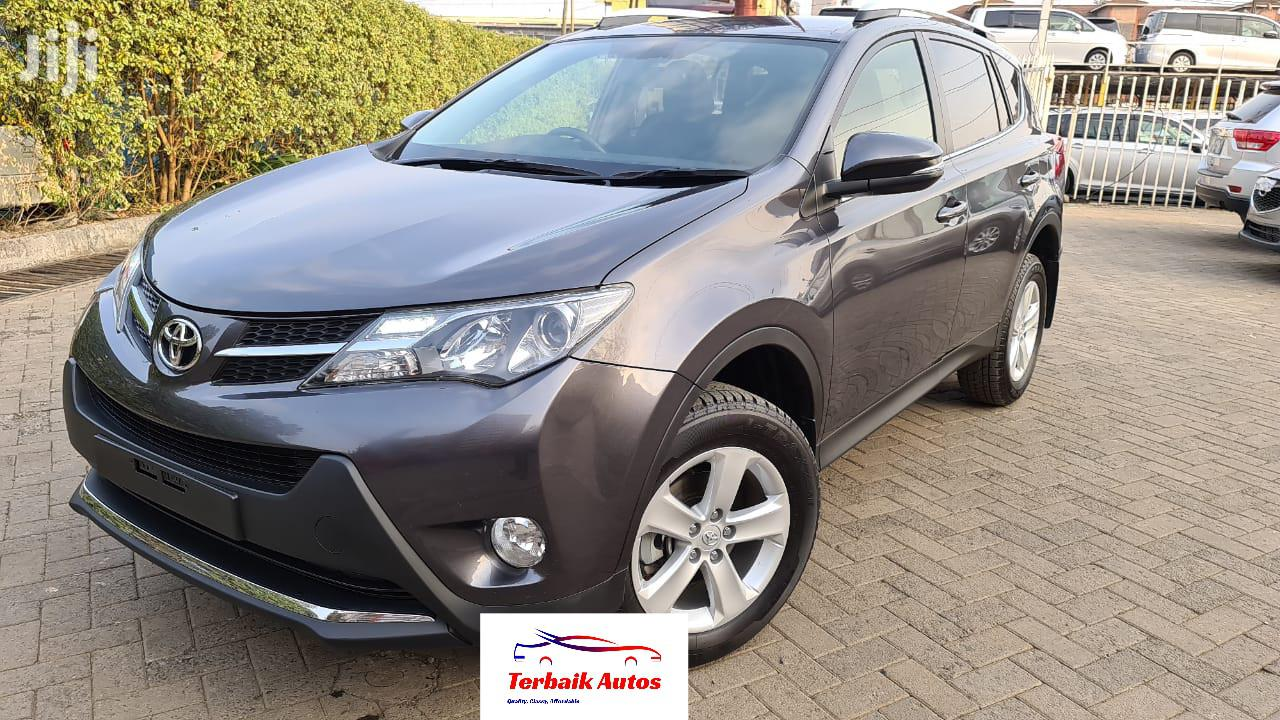 Toyota RAV4 2013 Gray | Cars for sale in Kilimani, Nairobi, Kenya