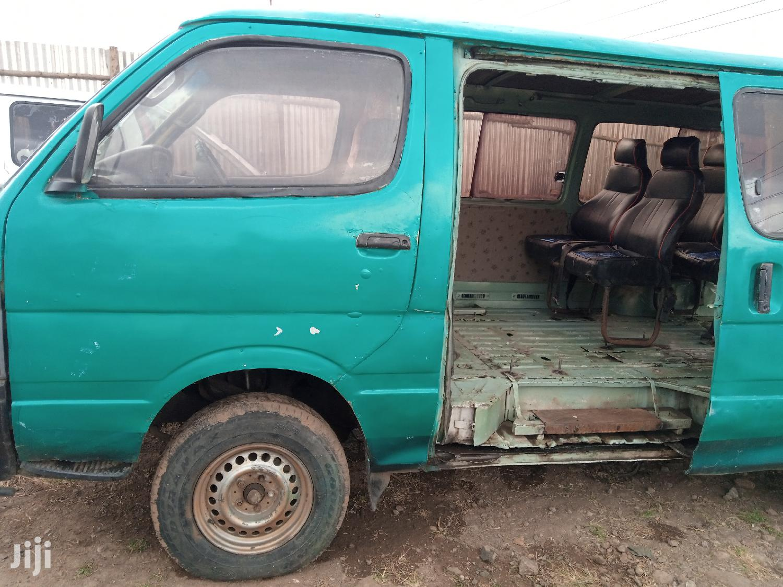 Toyota Hiace 1996 Green | Buses & Microbuses for sale in Umoja II, Nairobi, Kenya