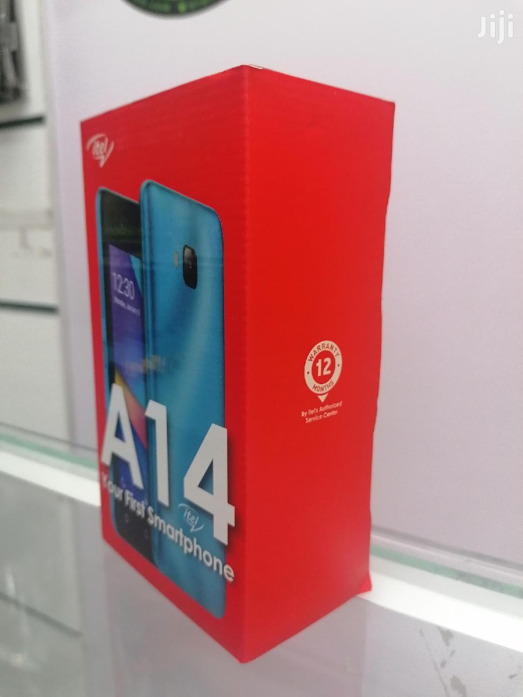 New Itel A14 8 GB Blue | Mobile Phones for sale in Nairobi Central, Nairobi, Kenya
