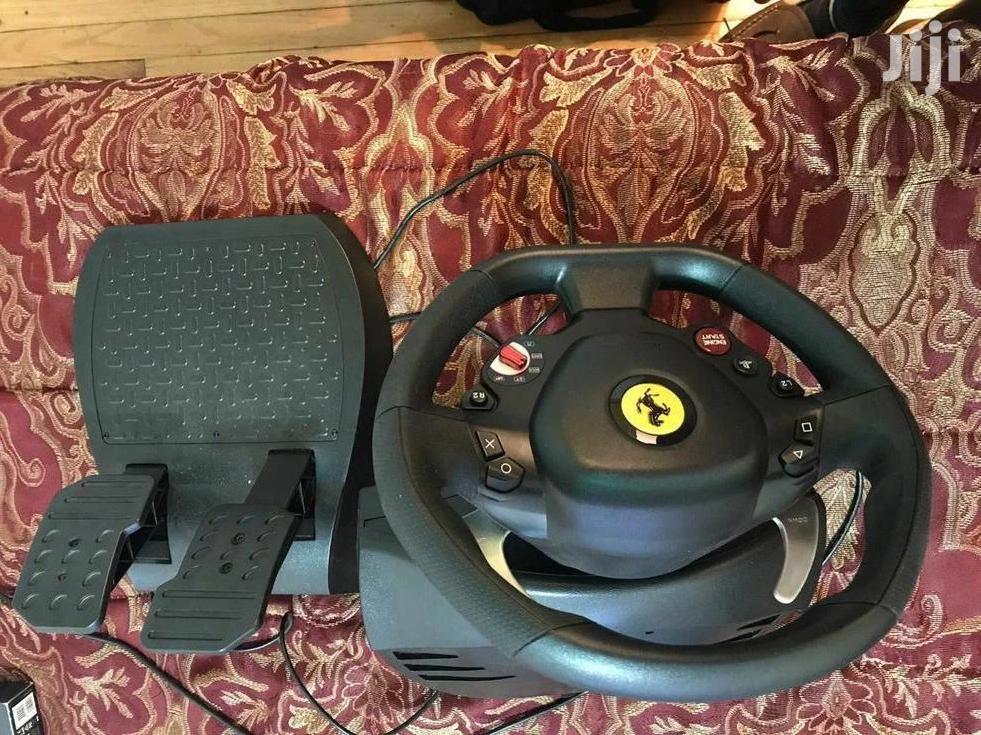 New Ferrari Thrustmaster T80