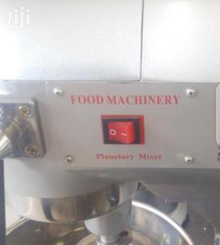 Archive: Dough Mixer