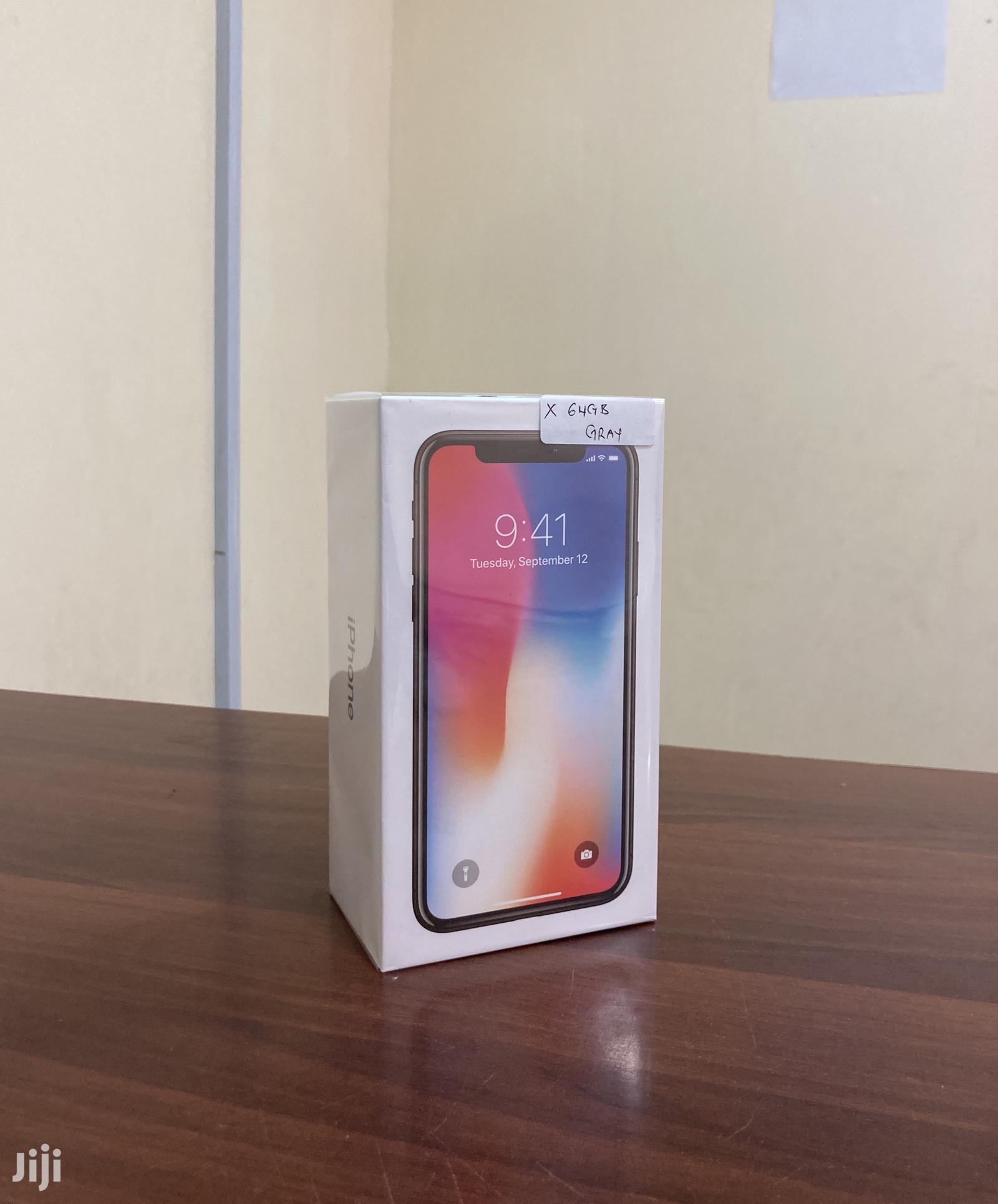 Apple iPhone X 64 GB Gray | Mobile Phones for sale in Nairobi Central, Nairobi, Kenya