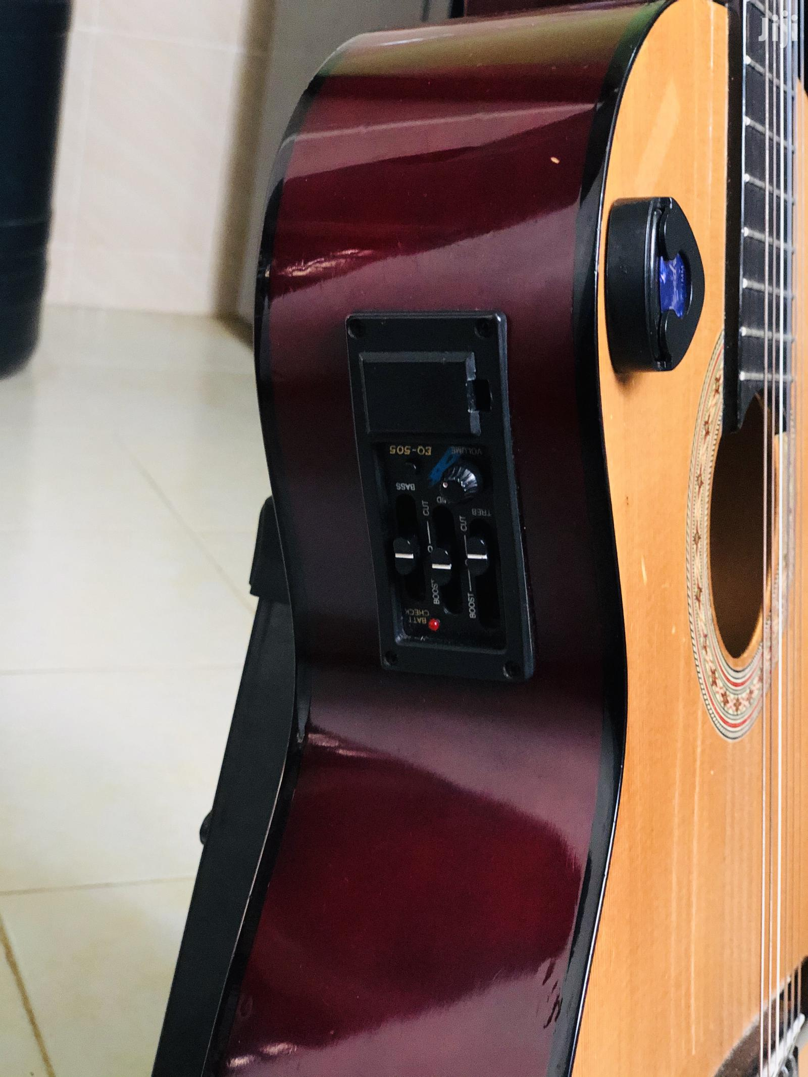 Archive: Electro-Classical Guitar