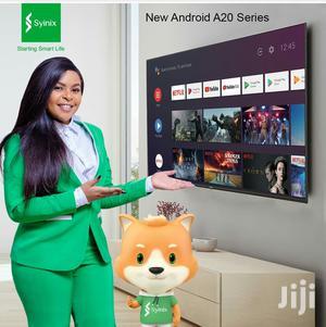 "Syinix 50"" A20 Smart 4k Uhd Android Frameless Tv | TV & DVD Equipment for sale in Nairobi, Nairobi Central"