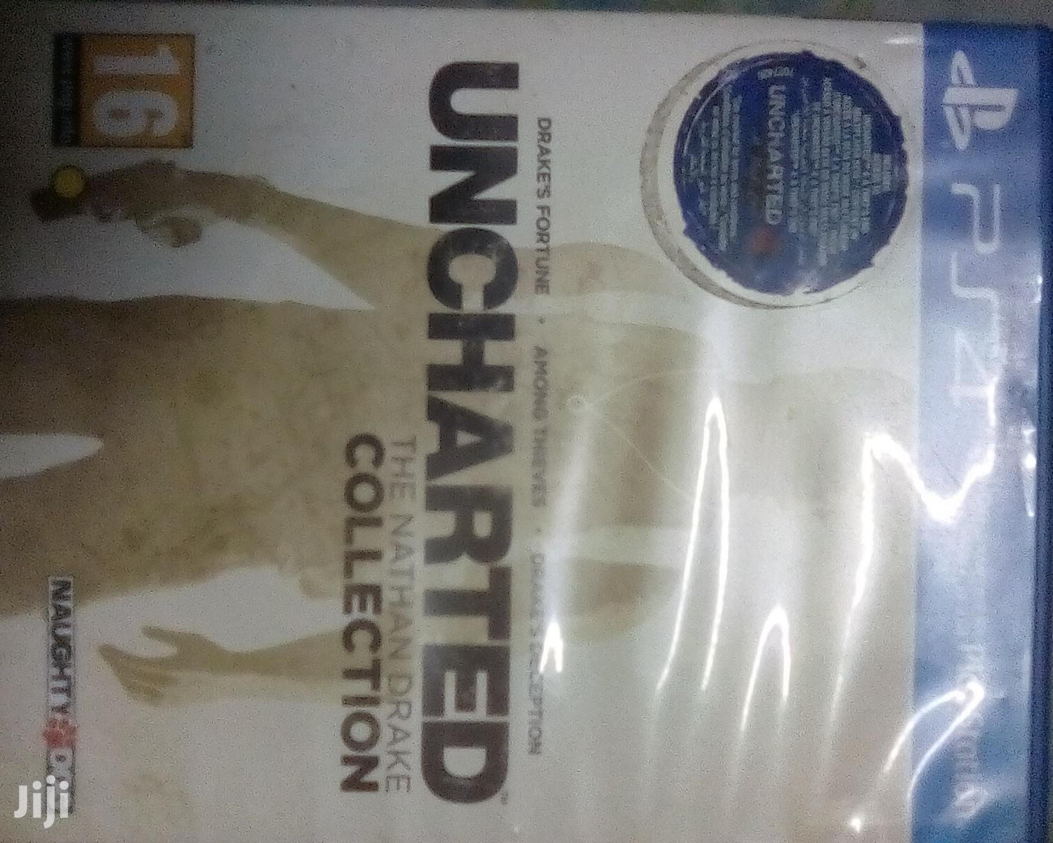 Archive: Uncharted Nathan Drake