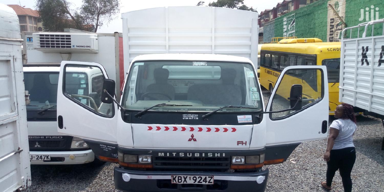 Archive: Mitsubishi Fh 215 On Quick Sale
