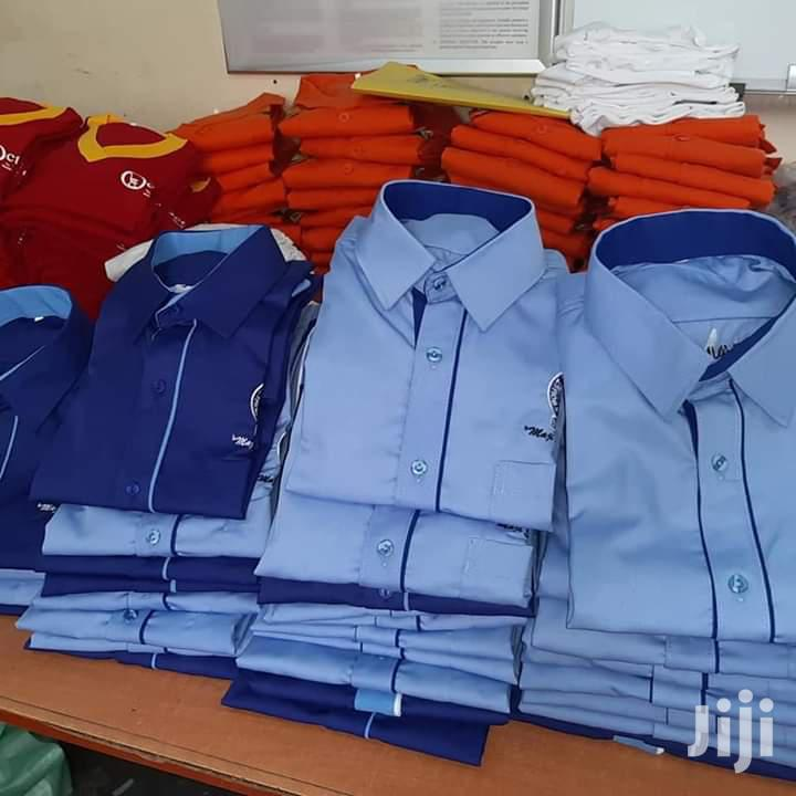 Corporate Branded Shirts