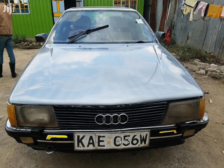 Archive: Audi 100 1986 Gray in Embakasi - Cars, Benard Isambe | Jiji.co.ke