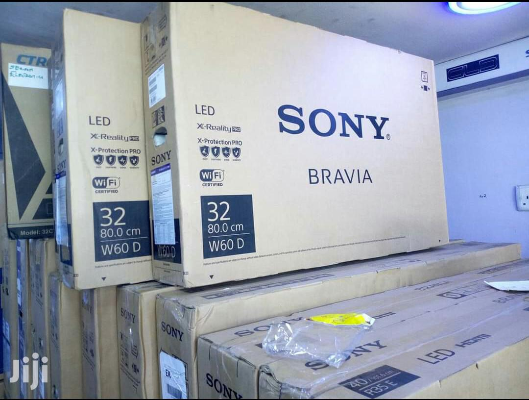 New 32inches Sony 32W600 Smart Tv