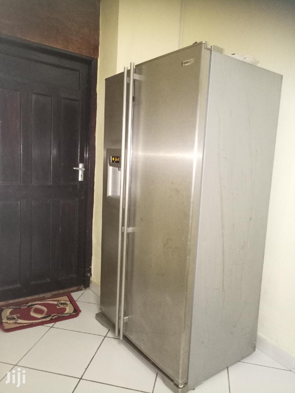 Fridge Ex Uk Double Door