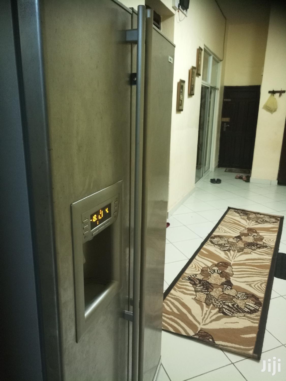 Fridge Ex Uk Double Door | Kitchen Appliances for sale in Tudor, Mombasa, Kenya
