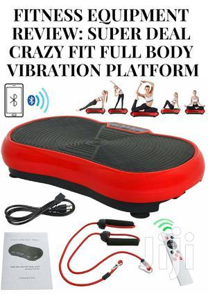 Body Shaper Vibratory Platform Slimming Massage Machines | Sports Equipment for sale in Nairobi, Woodley/Kenyatta Golf Course
