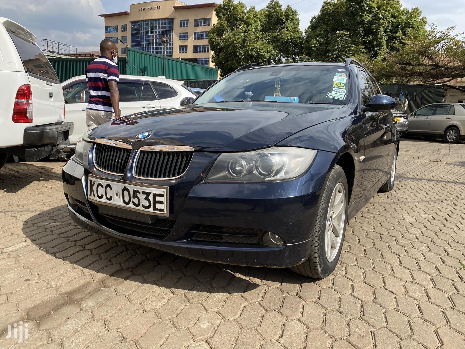 Archive: BMW 320i 2007 Blue