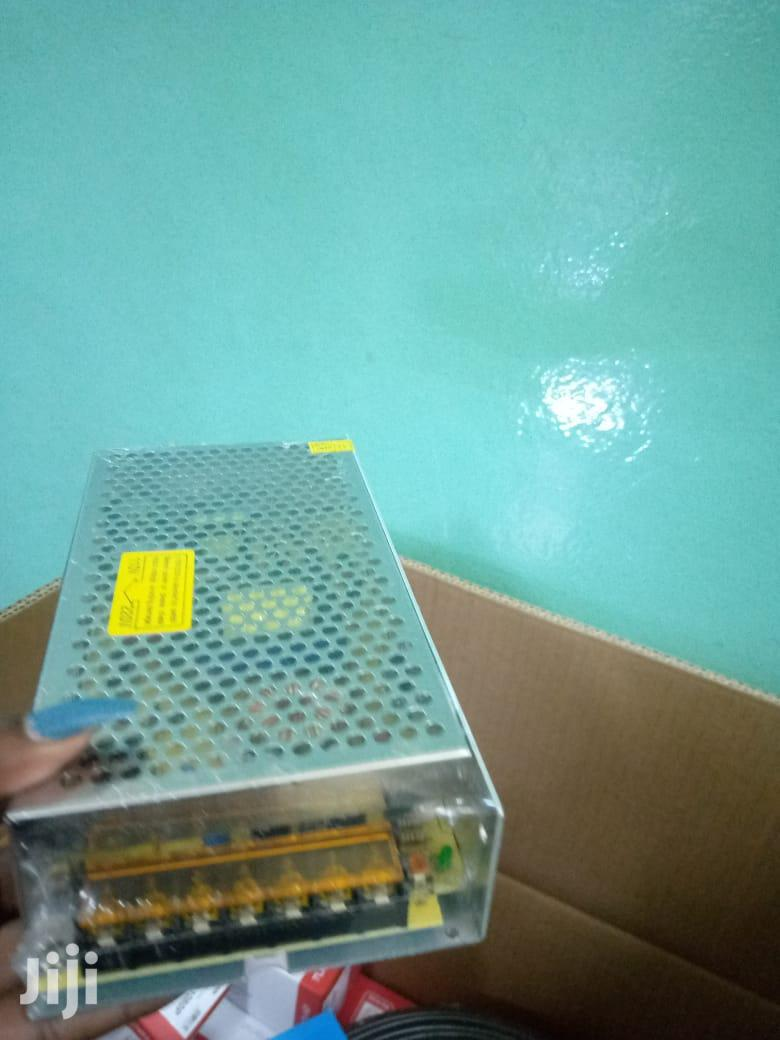 CCTV Power Supply | Accessories & Supplies for Electronics for sale in Nairobi Central, Nairobi, Kenya