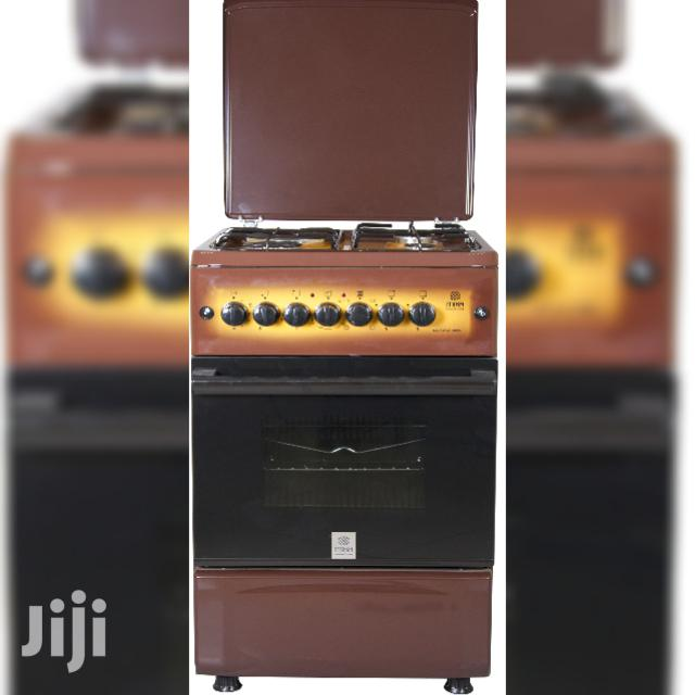 Electric Cooker- With Oven