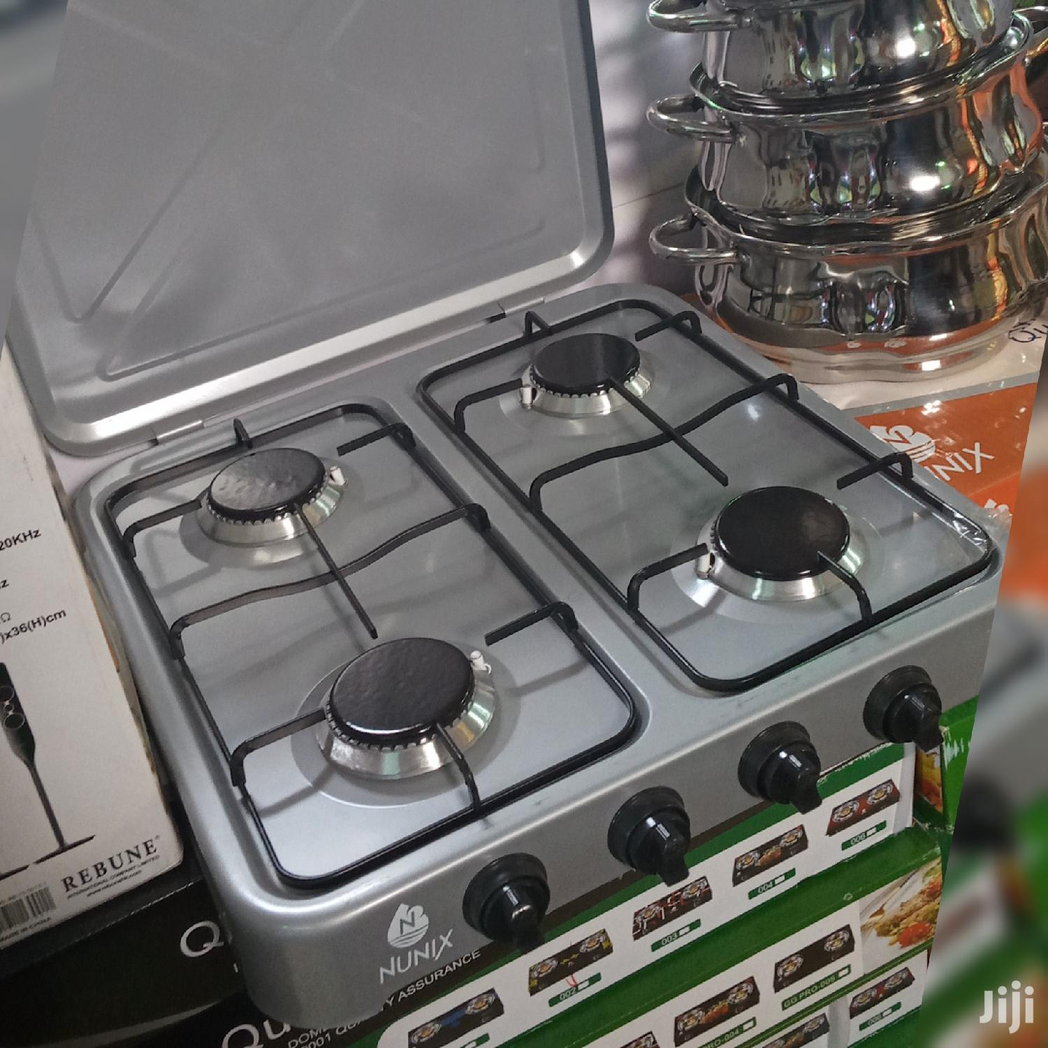 Archive: 4 Burner Cooking Gas Stove