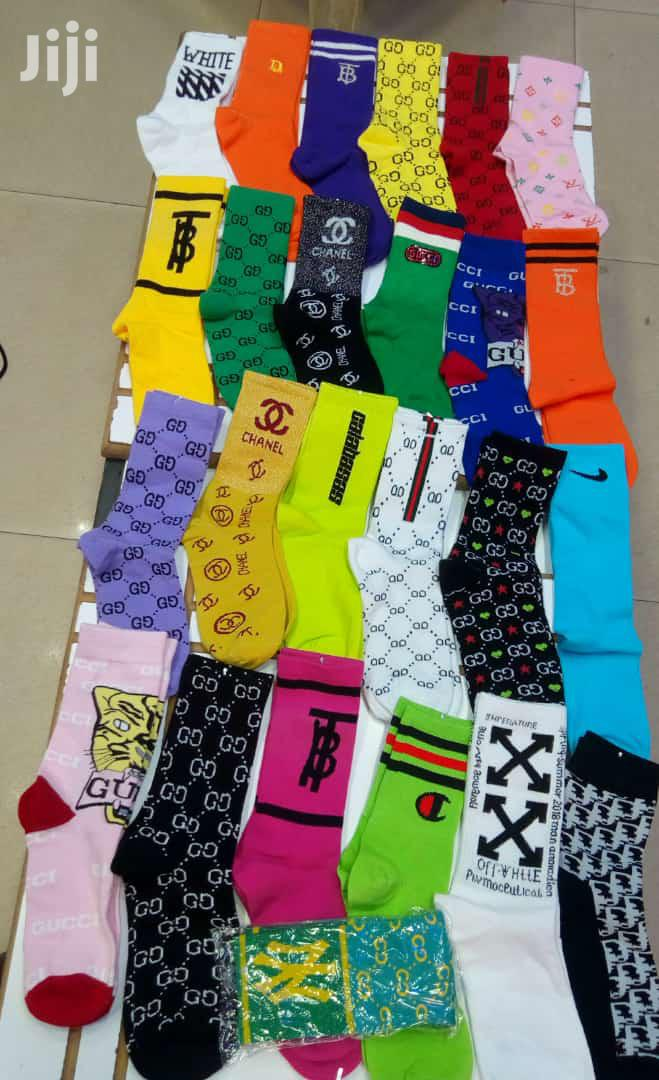 Socks Available