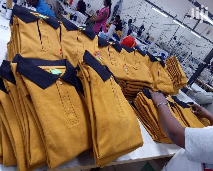 Corporate Branded Polo T-shirts