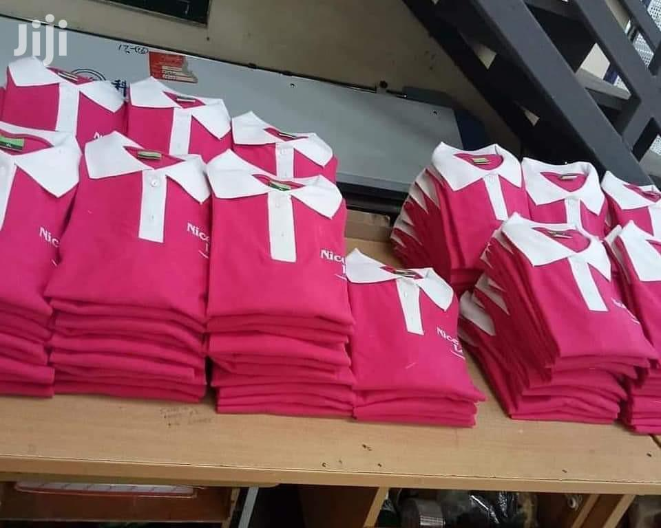 Corporate Branded Polo T-shirts | Clothing for sale in Nairobi Central, Nairobi, Kenya