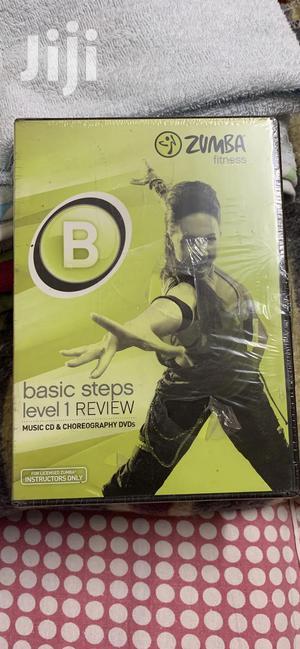 Zumba Basic Steps Level One | CDs & DVDs for sale in Nairobi, Parklands/Highridge