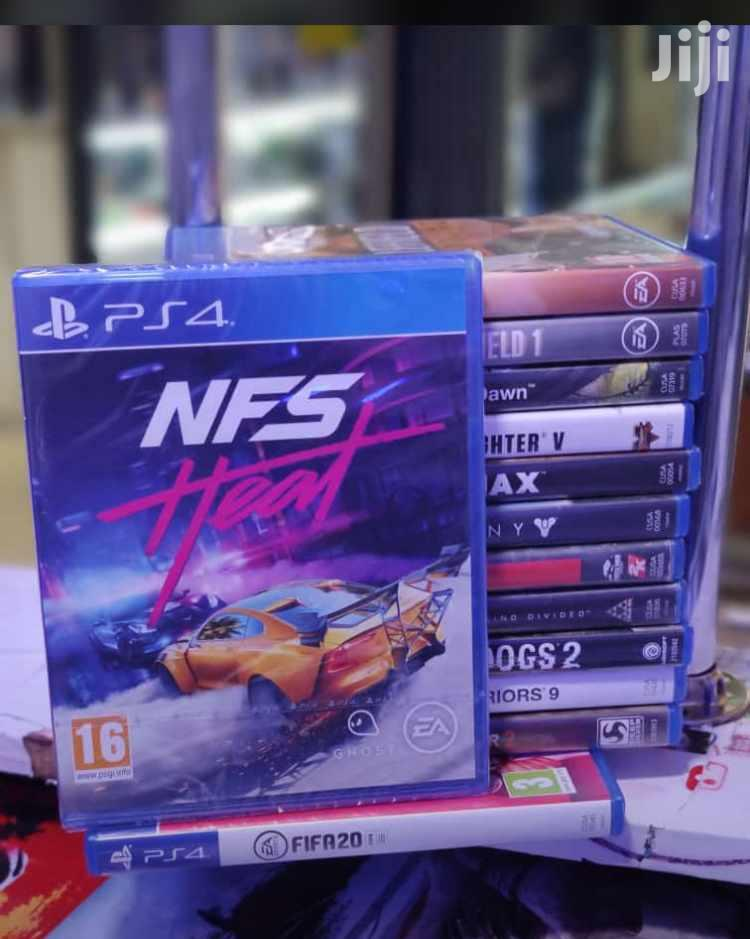 Nfs For Playstation4