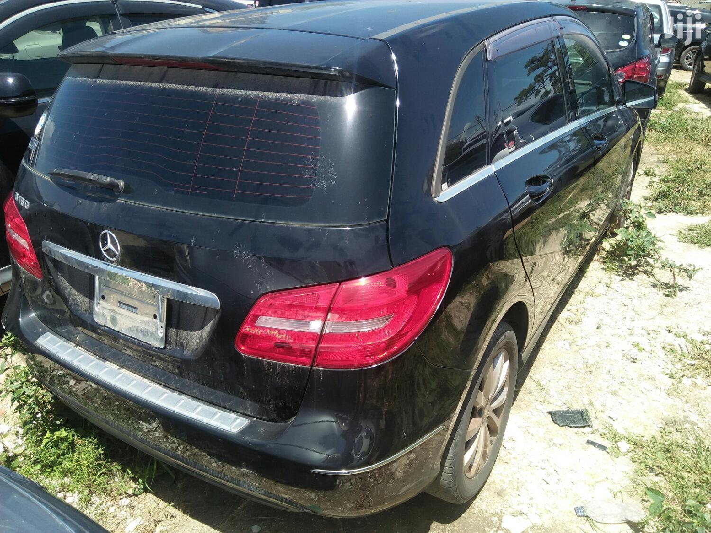 Mercedes-Benz B-Class 2014 Black | Cars for sale in Tudor, Mombasa, Kenya