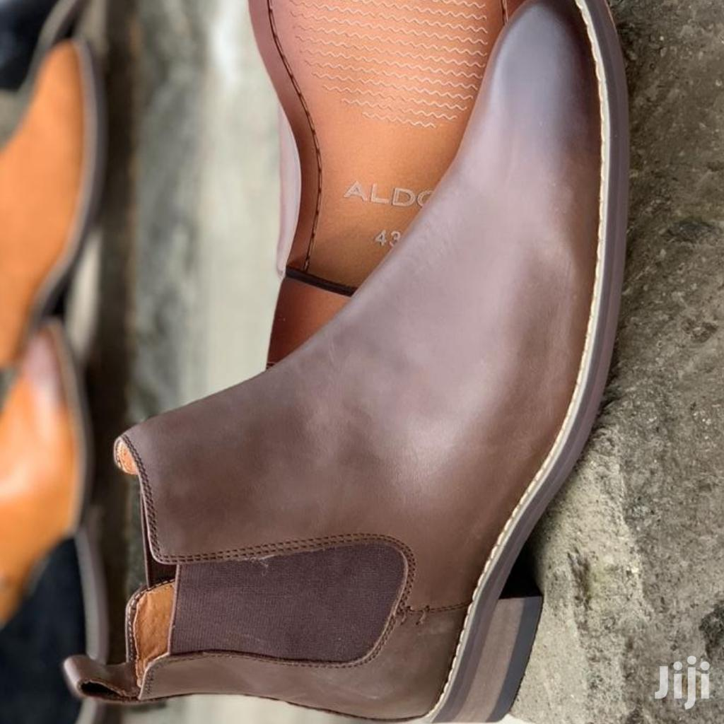 Aldo Leather and Chelsea Boots | Shoes for sale in Nairobi Central, Nairobi, Kenya