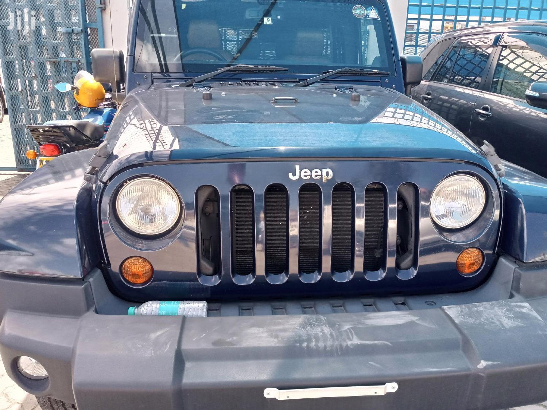 Jeep Wrangler 2013 Sport S Blue | Cars for sale in Mvita, Mombasa, Kenya