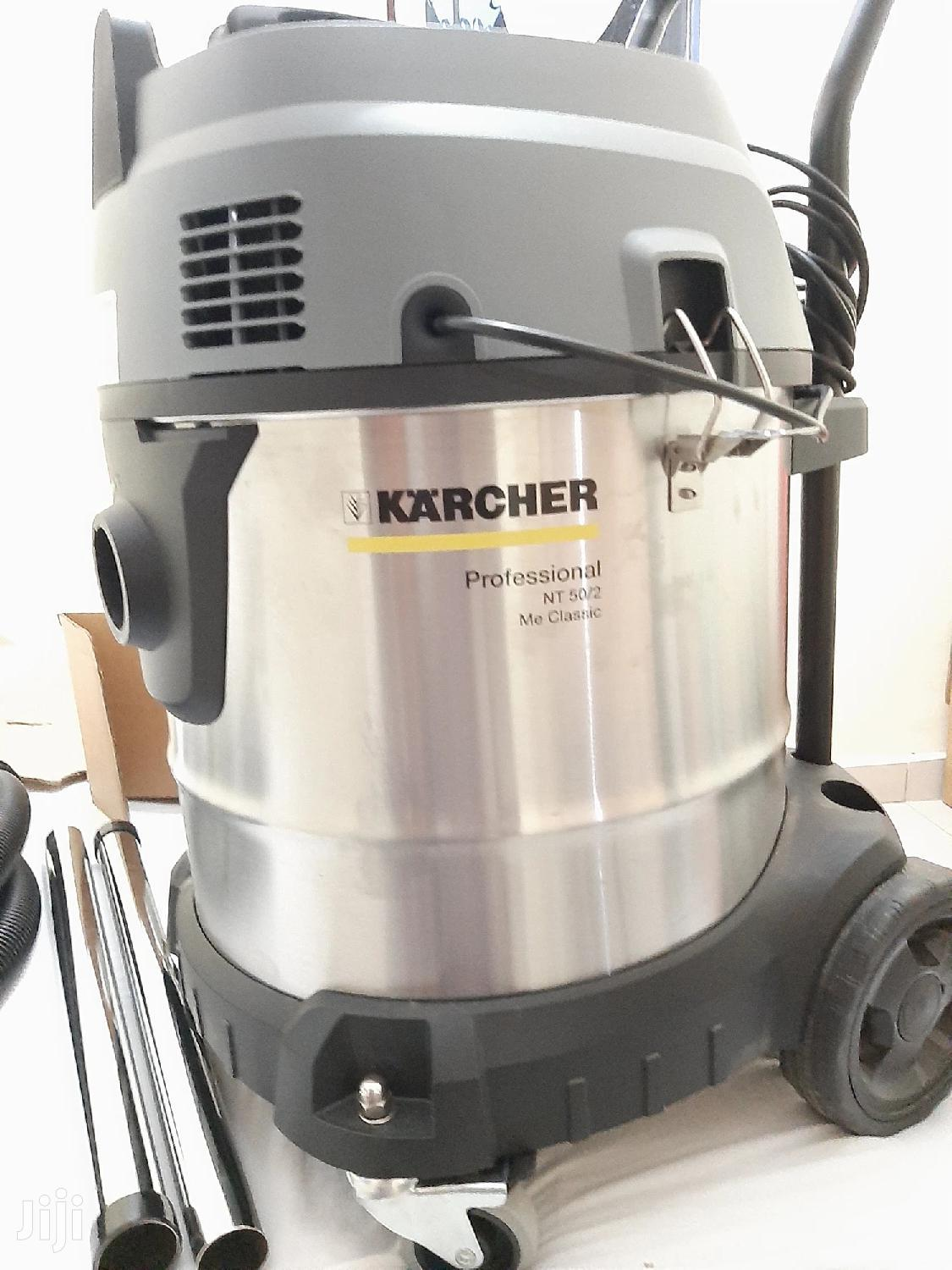 Archive: Karcher Wet And Dry Vacuum Cleaner NT 50/2 Me Classic