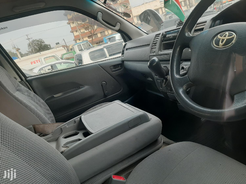 Toyota Hiace 7L Manual DIESEL | Buses & Microbuses for sale in Nairobi Central, Nairobi, Kenya