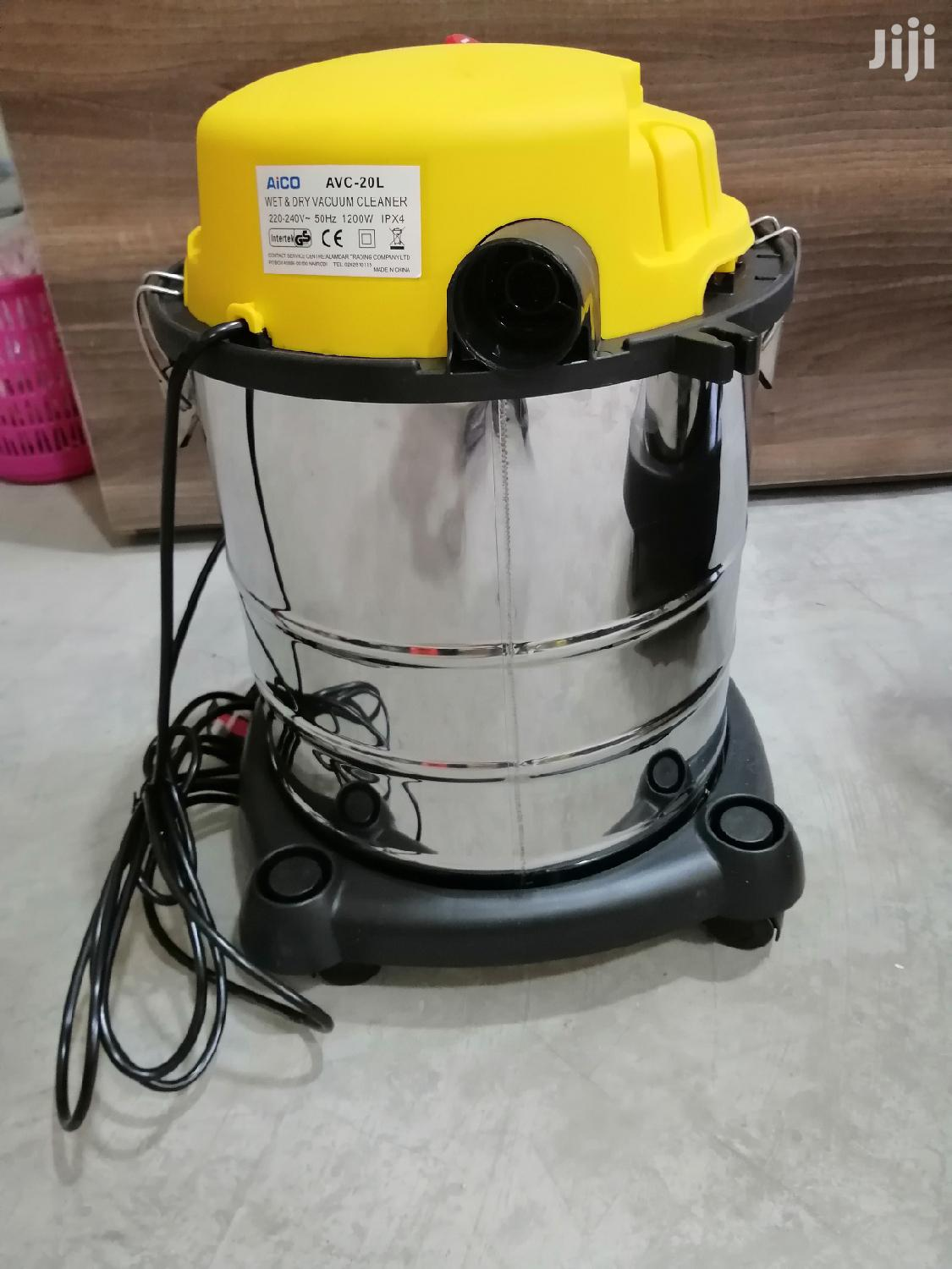 Aico Wet And Dry Vacuum Cleaner 20ltrs