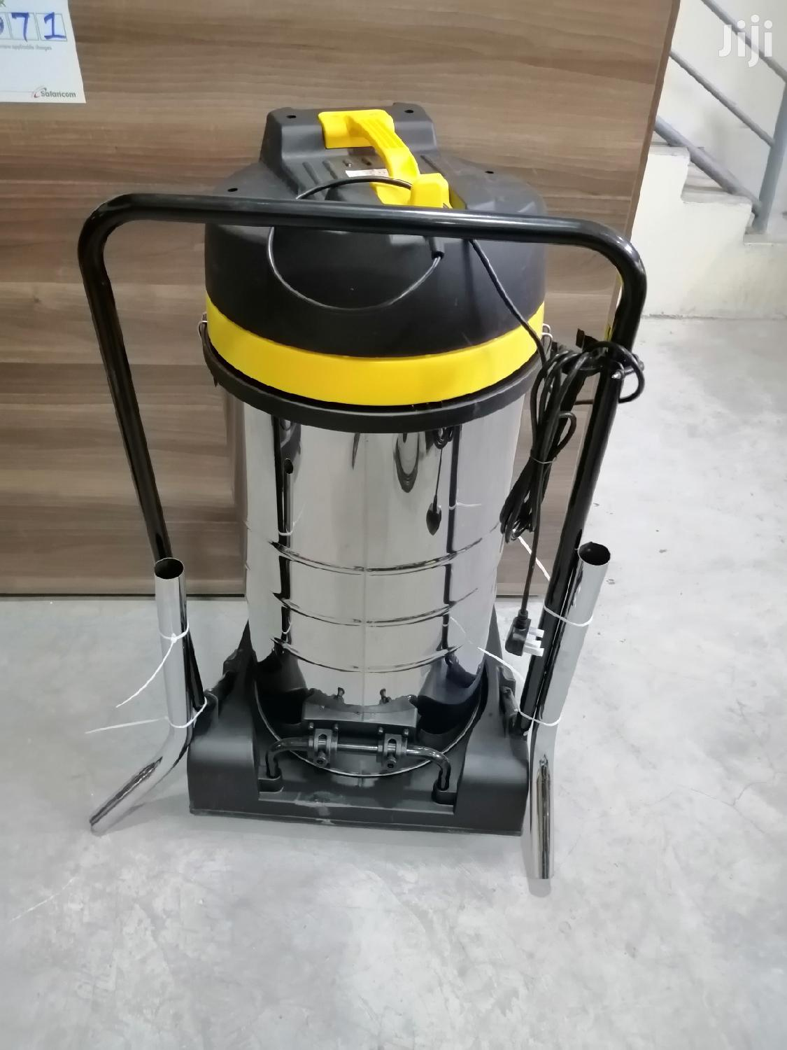 100ltrs Wet And Dry Vacuum Cleaner Aico