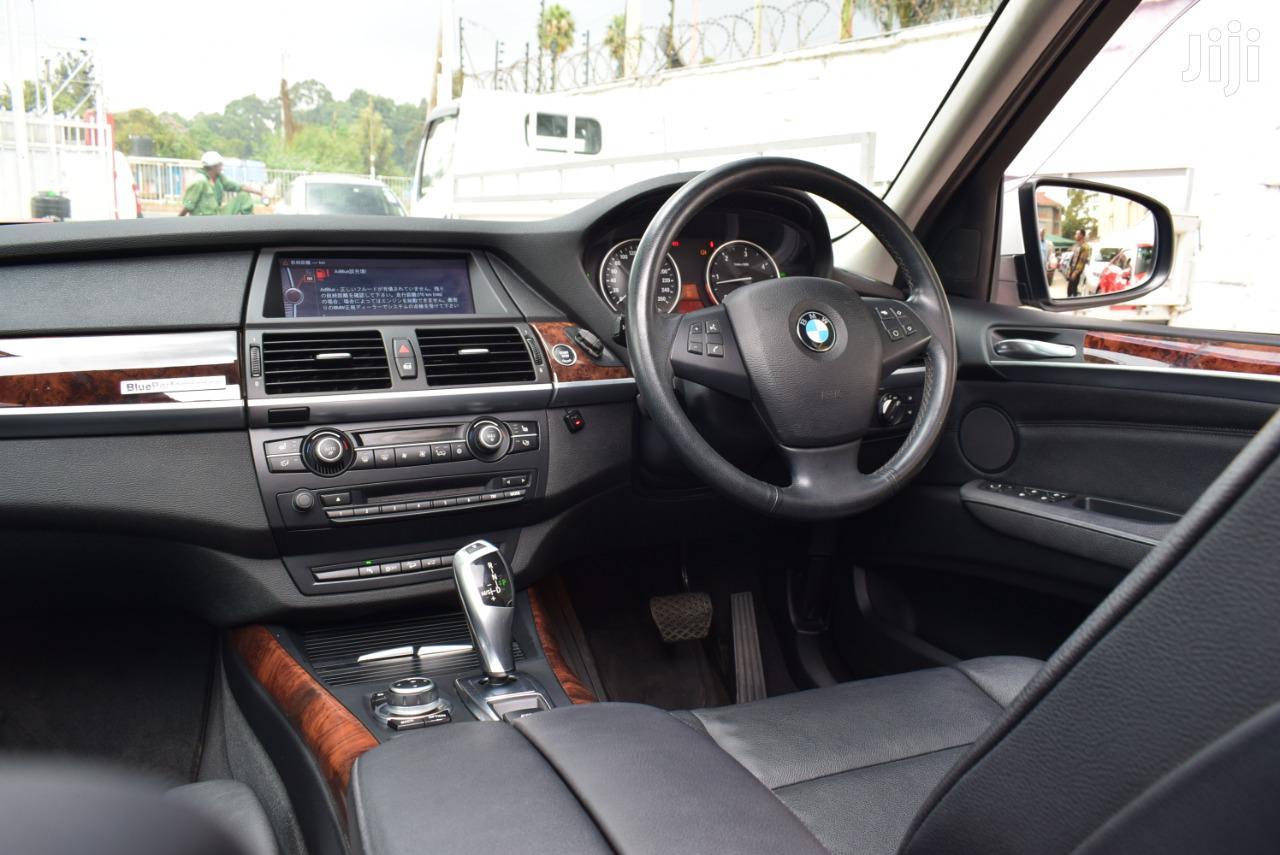 Archive: BMW X5 2013 White