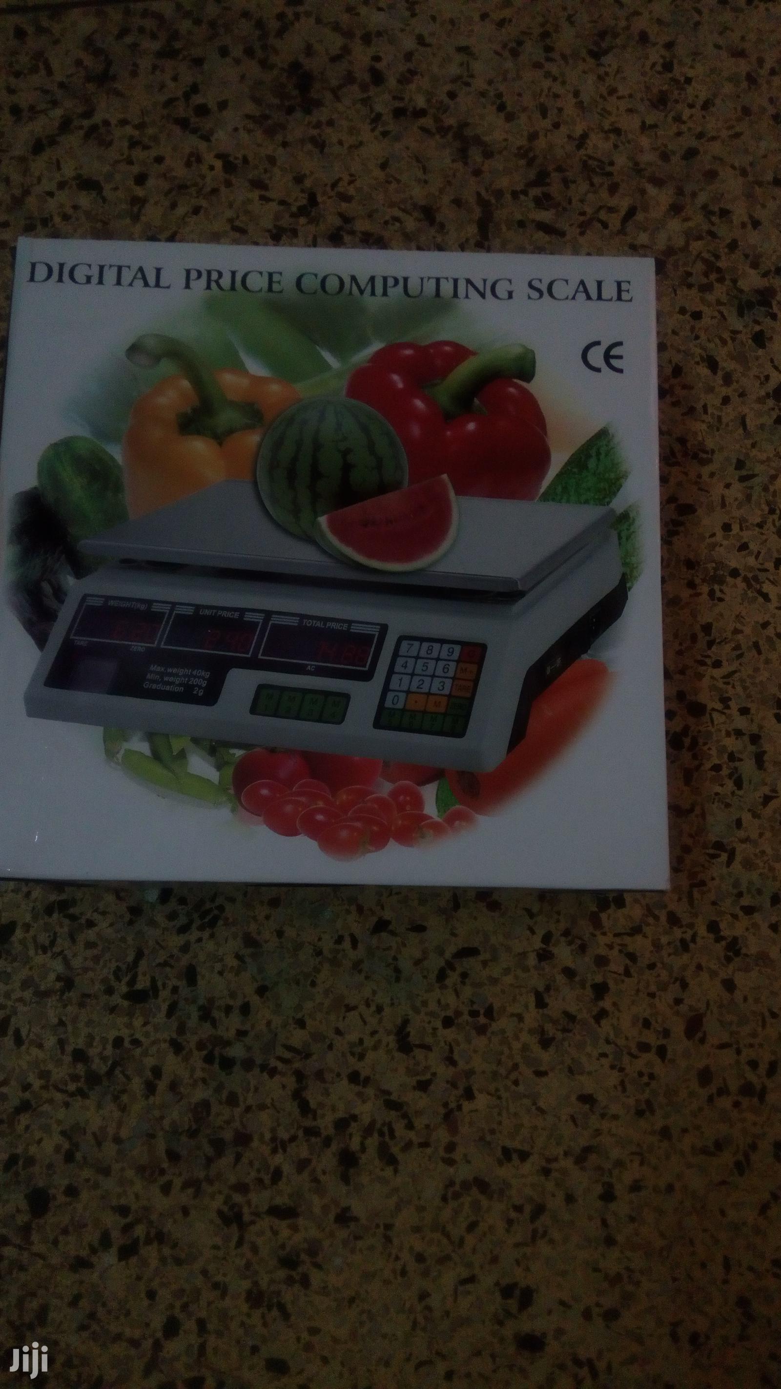 Digital Weighing Scale | Store Equipment for sale in Thika, Kiambu, Kenya